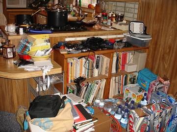 cluttter